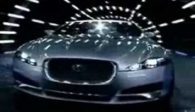 Video Jaguar C-XF