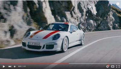 Nuova Porsche 911R