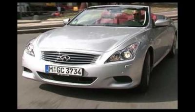 Video Infiniti G37 Cabrio
