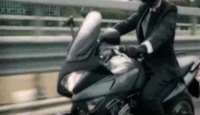 Video Honda CBF 600 - spot