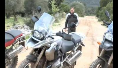 Video BMW GS Riding Experience – Test Ride