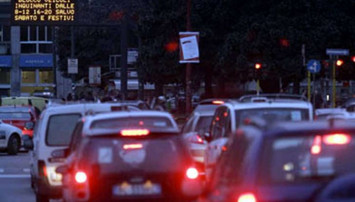 A Milano stop a Diesel Euro 3 da autunno