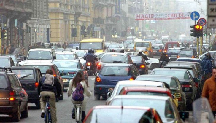 A Milano stop ai Diesel 0, 1, 2, 3 dal 2019 - Foto 7 di 9