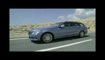Video Mercedes Classe E 350 CDI 4matic