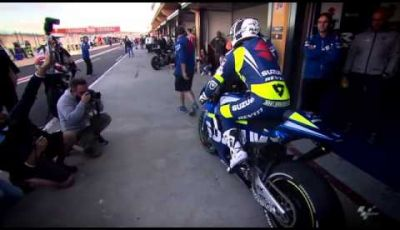 Suzuki MotoGP 2015 il documentario
