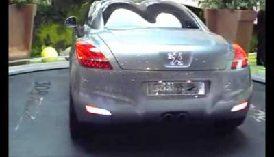 Video Peugeot – Ginevra 2008