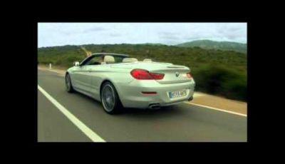 BMW Serie 6 Cabrio – Video ufficiale