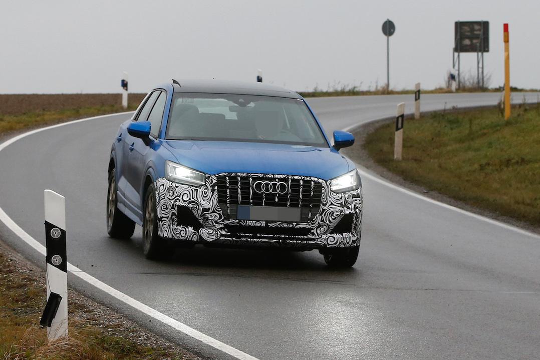 Audi - SQ2
