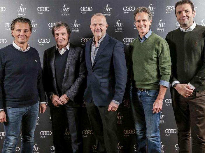 Audi sviluppa la rete di ricarica elettrica a Cortina d'Ampezzo - Foto 4 di 11
