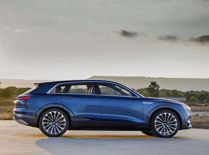 Audi sviluppa la rete di ricarica elettrica a Cortina d'Ampezzo - Foto 3 di 11