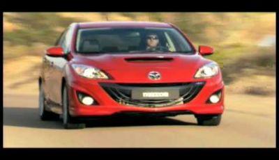 Video Mazda 3 MPS