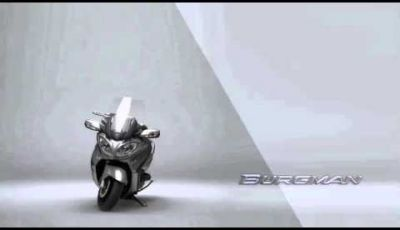Suzuki Burgman 650 – Video Ufficiale