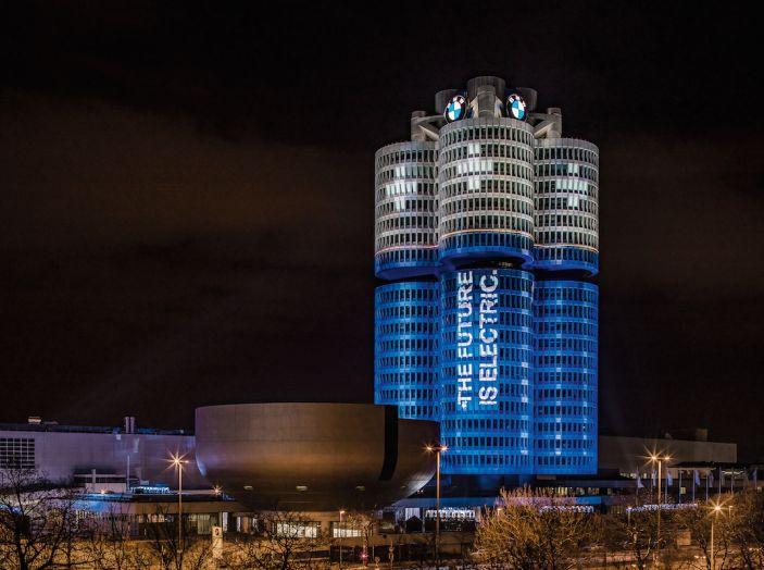 100 mila BMW elettriche nel 2017, le torri di Monaco diventano batterie - Foto 1 di 9