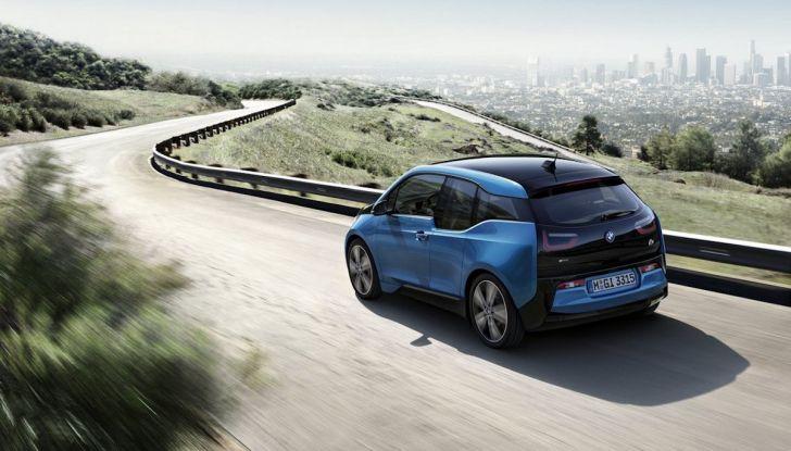 100 mila BMW elettriche nel 2017, le torri di Monaco diventano batterie - Foto 7 di 9