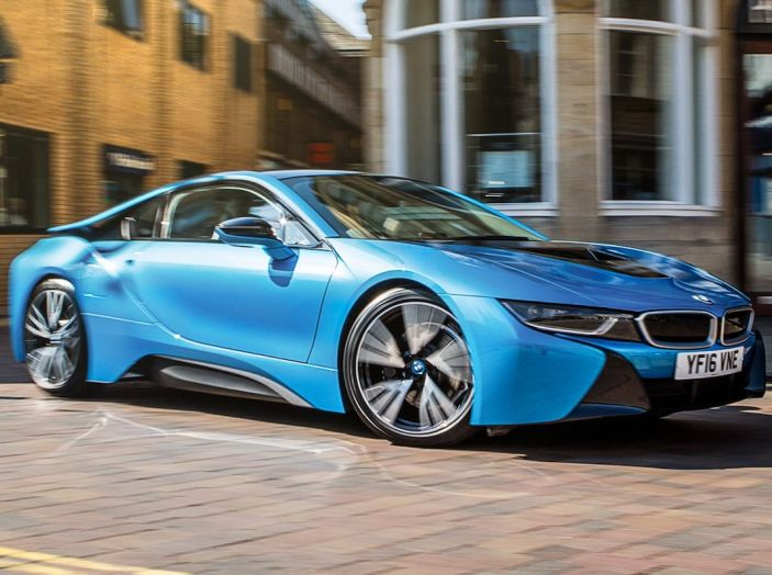 100 mila BMW elettriche nel 2017, le torri di Monaco diventano batterie - Foto 9 di 9