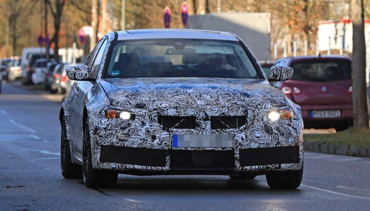 BMW M3 2020, una nuova veste per l'icona di Monaco - Foto 1 di 12