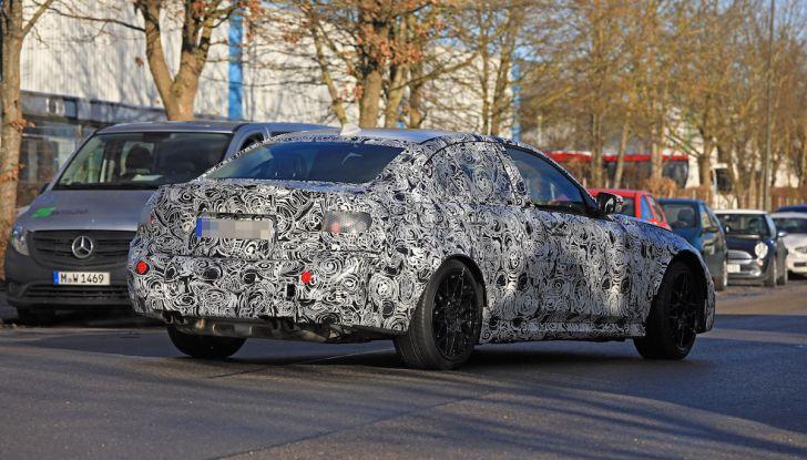 BMW M3 2020, una nuova veste per l'icona di Monaco - Foto 10 di 12
