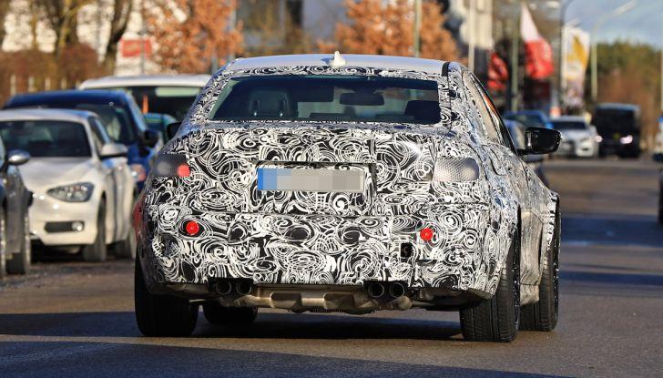 BMW M3 2020, una nuova veste per l'icona di Monaco - Foto 12 di 12