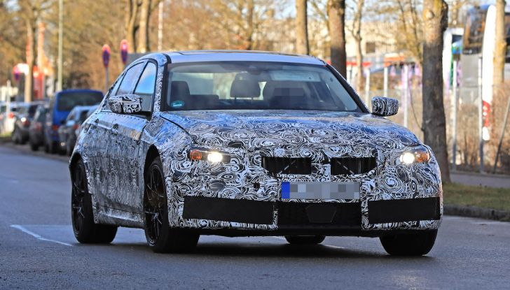 BMW M3 2020, una nuova veste per l'icona di Monaco - Foto 2 di 12