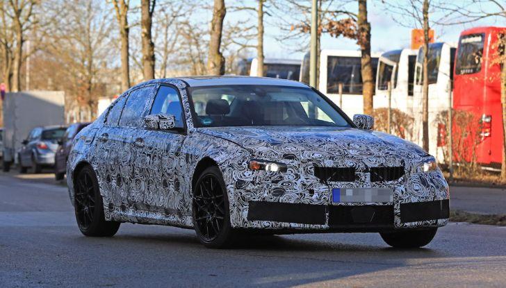 BMW M3 2020, una nuova veste per l'icona di Monaco - Foto 3 di 12
