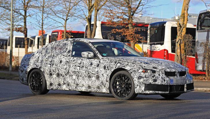 BMW M3 2020, una nuova veste per l'icona di Monaco - Foto 5 di 12