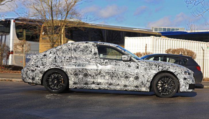 BMW M3 2020, una nuova veste per l'icona di Monaco - Foto 7 di 12