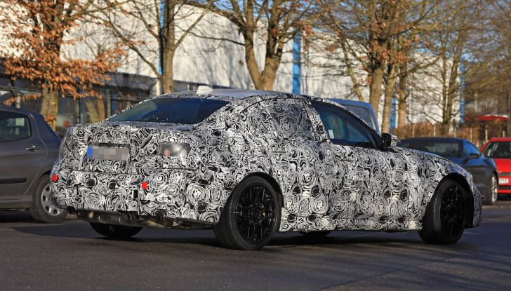 BMW M3 2020, una nuova veste per l'icona di Monaco - Foto 9 di 12