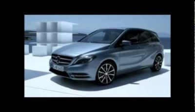 Mercedes Classe B – Video Ufficiale