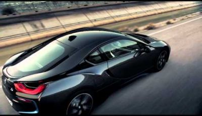 BMW i8 video ufficiale