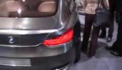 Video BMW – Francoforte 2007