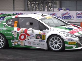 Monza Rally Show 2017 – il video del week end Peugeot