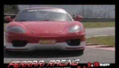 Video ISAM Ferrari Experience