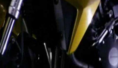 Video Honda CB1000R – spot