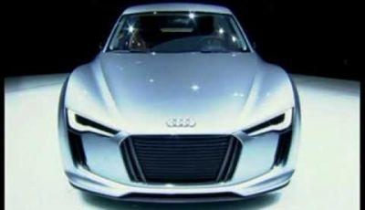 Video Audi e-tron