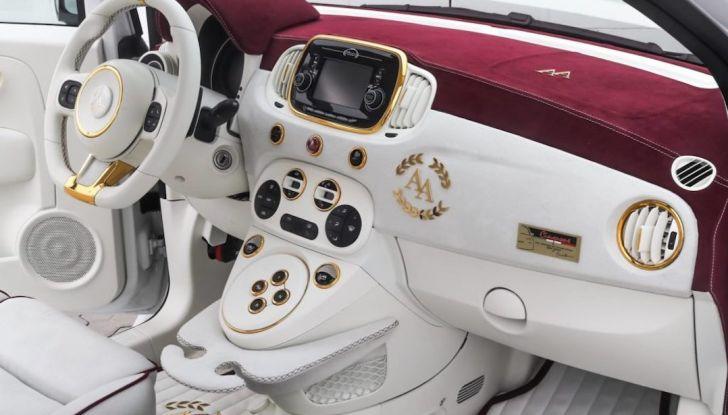 Il Cinquone di Romeo Ferraris in oro con 248CV per un Emiro del Qatar - Foto 3 di 8