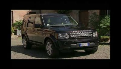 Video Land Rover Discovery 4