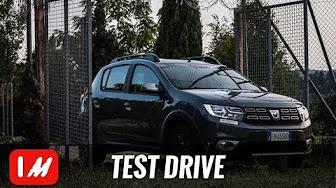 Test Drive – Dacia Sandero 2017 a GPL