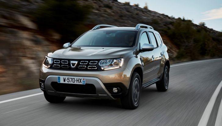 Dacia Duster 2018: linee più imponenti per la seconda serie - Foto 36 di 49