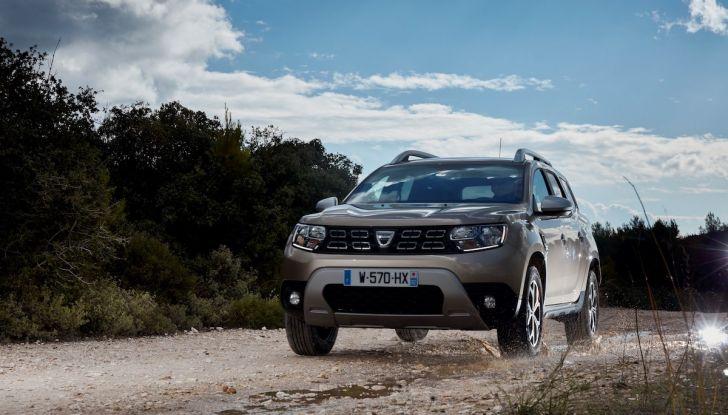 Dacia Duster 2018: linee più imponenti per la seconda serie - Foto 39 di 49