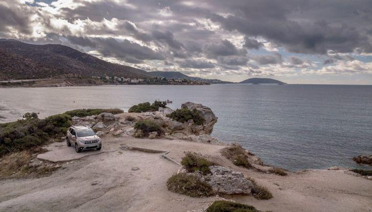 Dacia Duster 2018: linee più imponenti per la seconda serie - Foto 41 di 49