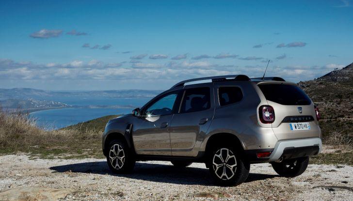 Dacia Duster 2018: linee più imponenti per la seconda serie - Foto 42 di 49