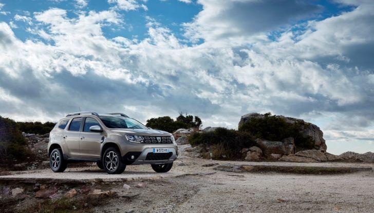 Dacia Duster 2018: linee più imponenti per la seconda serie - Foto 43 di 49