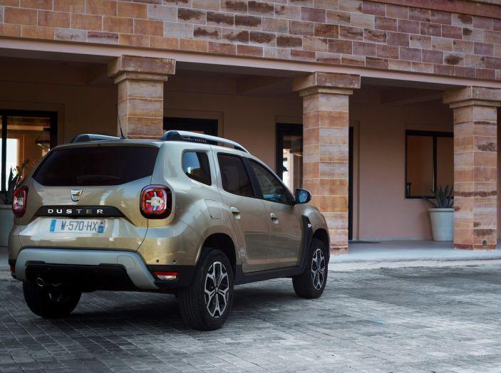 Dacia Duster 2018: linee più imponenti per la seconda serie - Foto 44 di 49