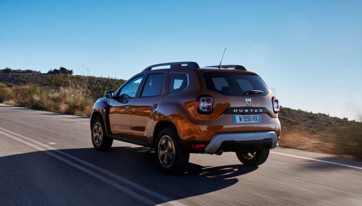 Dacia Duster 2018: linee più imponenti per la seconda serie - Foto 48 di 49
