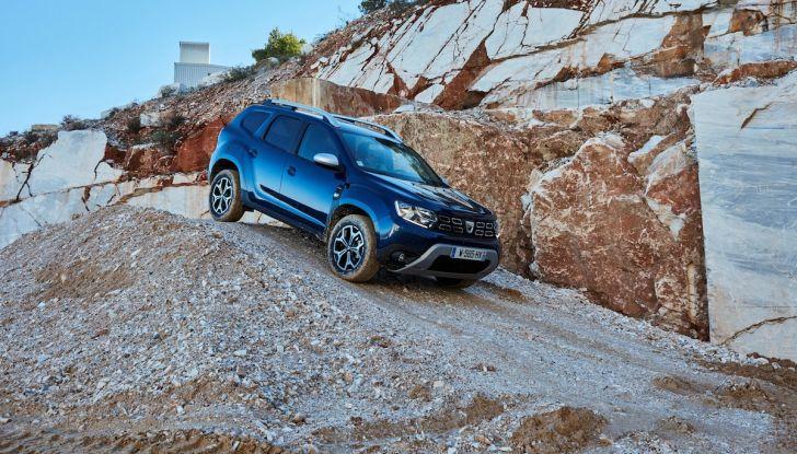 Dacia Duster 2018: linee più imponenti per la seconda serie - Foto 16 di 49