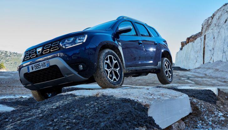 Dacia Duster 2018: linee più imponenti per la seconda serie - Foto 5 di 49