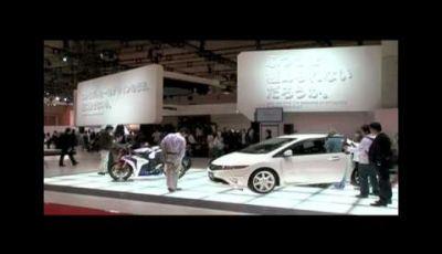 Video Salone Auto Tokyo 2009 - Novità