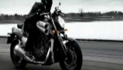 Video Yamaha vmax