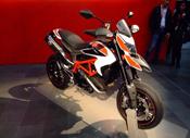 Ducati Hypermotard SP – Video Ufficiale Eicma 2012