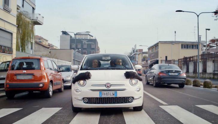 Una Fiat 500 Speciale per Elio e le Storie Tese [VIDEO] - Foto 12 di 18
